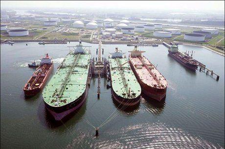 کاهش 30 میلیون بشکه از ذخایر شناور نفت در آسیا