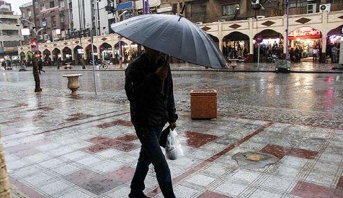 اهواز بارانی شد