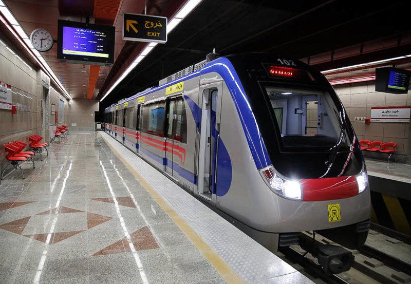ضارب حادثه مترو شهر ری کشته شد