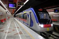 ٤٨ مصدوم در پی حادثه مترو تهران