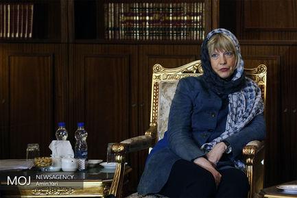 اشمید/ دیدار دبیرکل سرویس اقدام خارجی اتحادیه اروپایی با ظریف