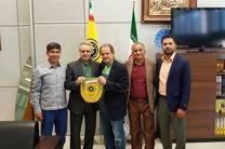 حضور مدرس دانمارکی فیفا در باشگاه سپاهان