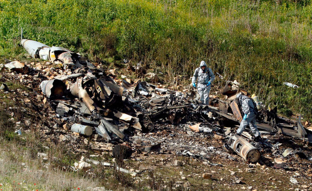 سقوط بالگرد در روسیه 18 کشته بر جای گذاشت