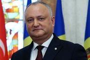رئیس جمهور مولداوی از مسئولیت خلع شد