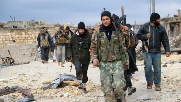 ترامپ حمایت تسلیحاتی سیا از شورشیان سوری را قطع میکند