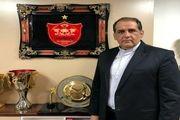 پرسپولیس کاری کرد که مدیرعامل باشگاه النصر عربستان به تیر دروازه تکیه زد