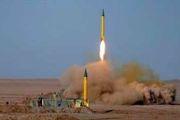 رونمایی از سامانه تیربار موشکی سپاه با حضور سرلشکر سلامی
