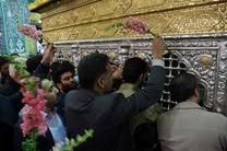 قم در شب میلاد حضرت محمد (ص) و امام صادق (ع) غرق در نور و شادمانی است
