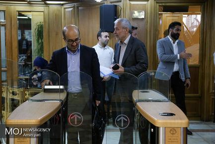 یکصدو سی و پنجمین جلسه شورای اسلامی شهر تهران