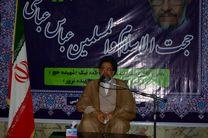 """مرحوم """"عباسی""""  برای رساندن صدای مردم  به مسئولان مجاهدانه مبارزه کرد"""
