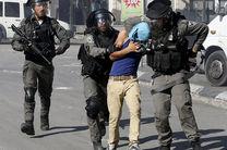 بازداشت ۱۱ فلسطینی درپی یورش صهیونیست ها به کرانه باختری
