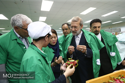 روز پایانی سفر علی لاریجانی به ویتنام