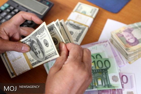 نرخ دلار افزایش و نرخ پوند و یورو بانکی کاهش یافت