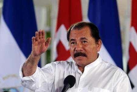 رئیس جمهوری نیکاراگوئه انتخاب مجدد دکتر روحانی را تبریک گفت