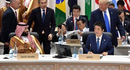 ژاپن تلاشهای خود را برای کمک به عربستان ادامه میدهد