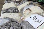 دستگیری 6 متهم قاچاق مواد مخدر در یزد