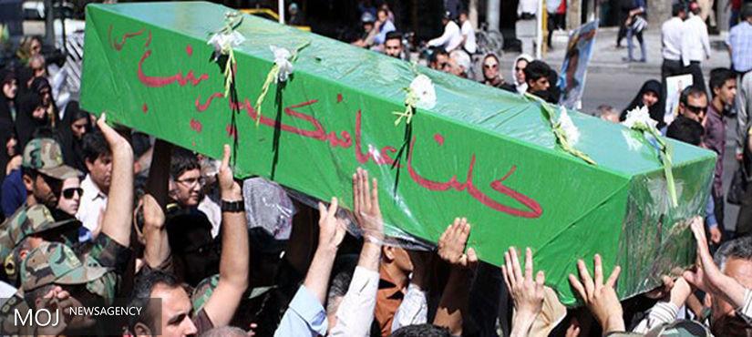 پیکر ۶ شهید مدافع حرم در قم تشییع میشود