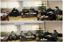 اعلام آمادگی مدیر مخابرات اصفهان برای افزایش همکاری با بانک ها
