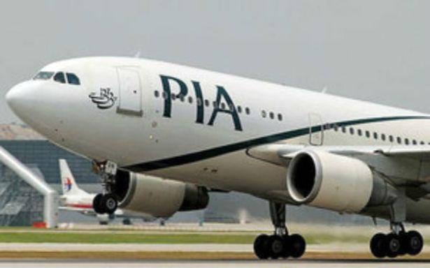 ماجرای به زمین نشاندن هواپیمای مسافربری پاکستان در لندن