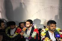 4 مرزبان میرجاوه ربوده شده به کشور بازگشتند