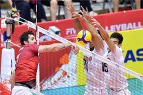 جزئیات آماری بازی تیم ملی والیبال ایران مقابل کانادا