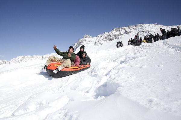 پیست اسکی فریدونشهر آماده بازگشایی است