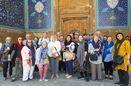 بازدید روزانه بیش از 2 هزار گردشگر خارجی از بناهای تاریخی در اصفهان