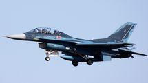 سقوط جنگنده ژاپنی در دریای ژاپن