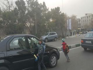 کودکان کار و خیابان ناحیه 4 ساماندهی شدند