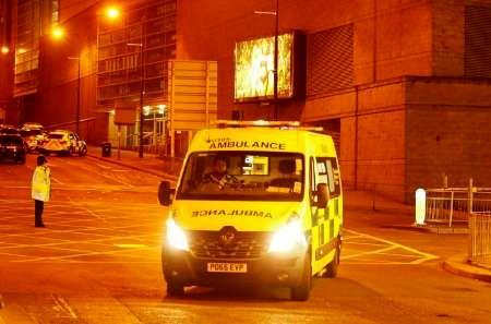 تررا می  انفجار در منچستر را تروریستی خواند