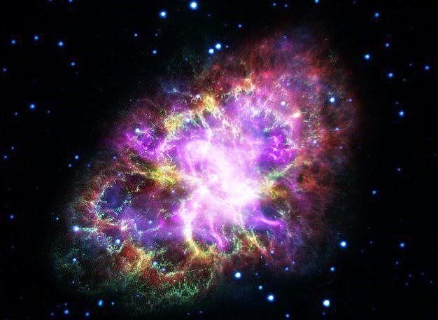 جدیدترین تصاویر ناسا از سحابی خرچنگ