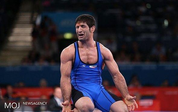 قول می دهم در این المپیک مدال بگیرم