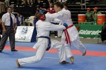 صدرنشینی دانشگاه آزاد در سوپر لیگ کاراته