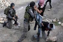 درگیری شدید میان فلسطینیان و صهیونیستها در کرانه باختری