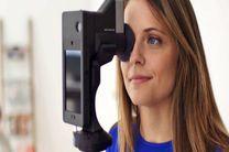 با موبایل چشم خود را آزمایش کنید