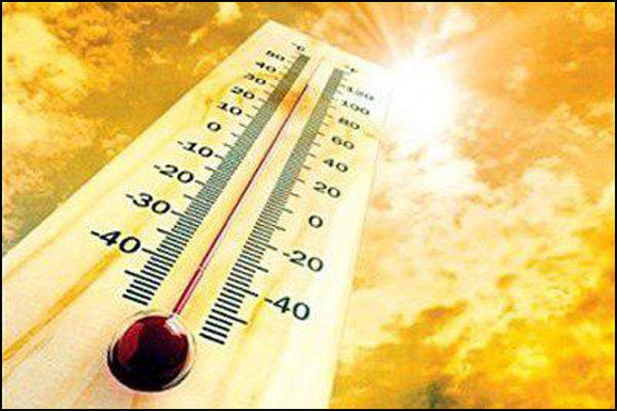 افزایش 2 درجه ای دمای هوا در استان اصفهان