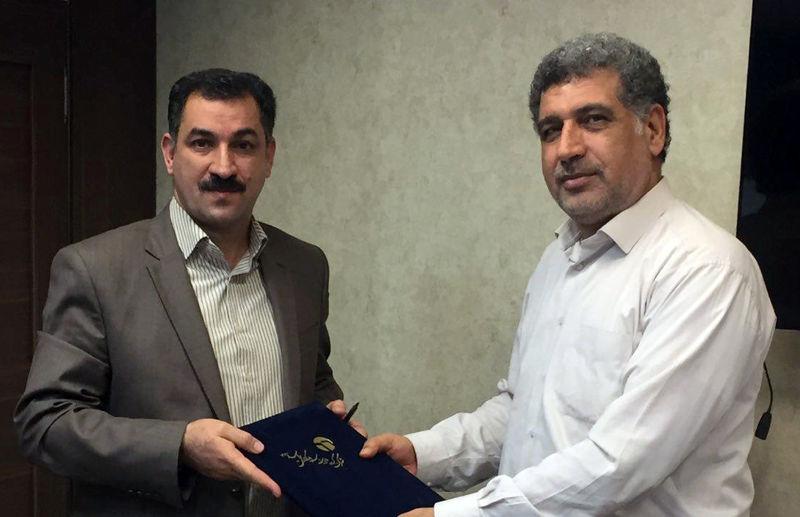 عبدالرضا قاسمی معاون اداری و مالی شرکت سرمایهگذاری امید شد