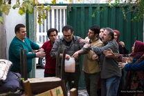تصویربرداری سریال 87 متر در بازار تهران+تصاویر جدید
