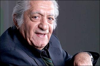 عزت الله انتظامی صحنه را برای همیشه ترک کرد/عزت سینما و تئاتر ایران درگذشت