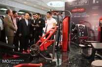 افتتاح نمایشگاه بینالمللی ورزش و تجهیزات ورزشی