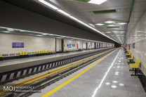 خدمت رسانی متروی تهران در روز عید سعید قربان