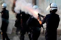 یورش سرکوبگران بحرینی به صفوف مردم
