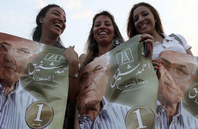 سهضلعی سیسی، شفیق و اسلامگرایان در انتخابات آتی مصر