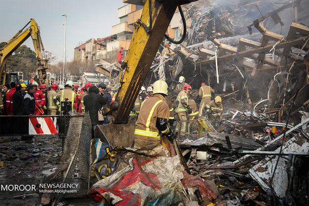 سومین سالروز حادثه پلاسکو/ روزی که یادگار قدیمی شهر تهران فرو ریخت