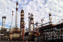 آتش سوزی گسترده در یکی از پالایشگاه های نفتی آمریکا