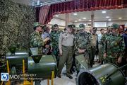 دستاوردهای  جدید نیروی زمینی ارتش رونمایی و تحویل دهی شد