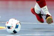 تیم فوتسال دانشآموزان ایران به مسابقات آسیایی اعزام میشود