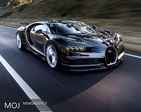 تصاویر سریع ترین خودروی دنیا را ببینید