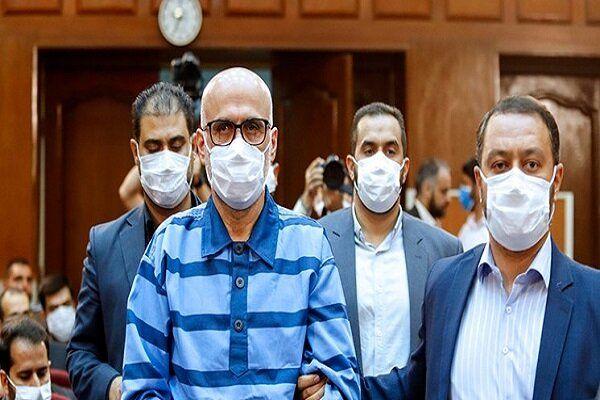 هشتمین جلسه رسیدگی به اتهامات اکبری طبری و سایر متهمان