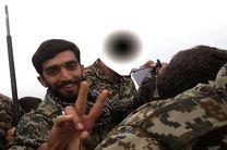 پیکر شهید حججی وارد تهران شد